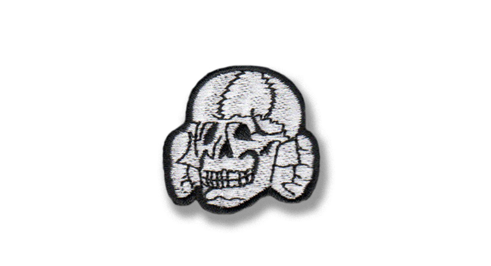 TOTENKOPF Piccolo Patches