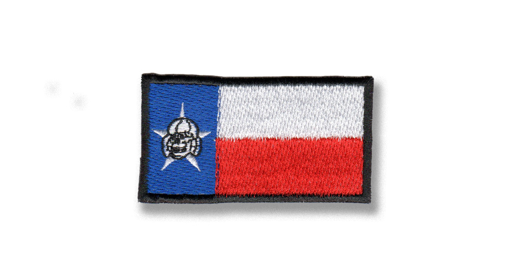 TEXAS HUNTERS Patches