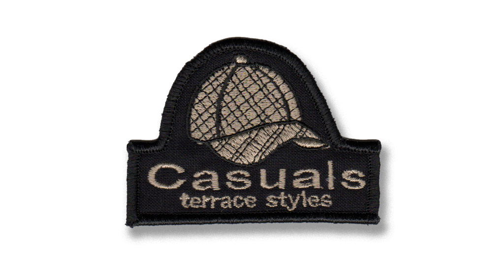 CASUALS CAP Patches