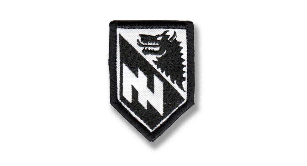 WERWOLF SHIELD Patches