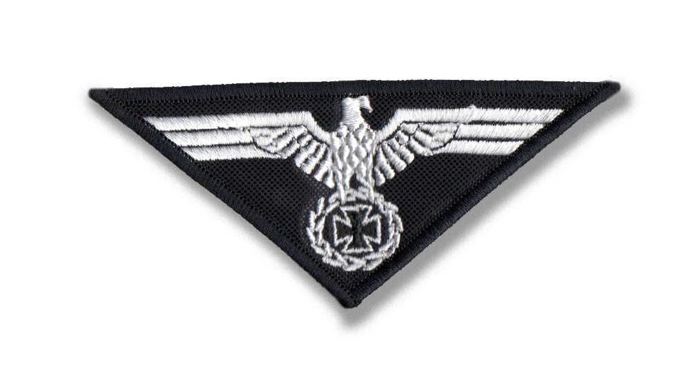 EAGLE IRON CROSS Patches