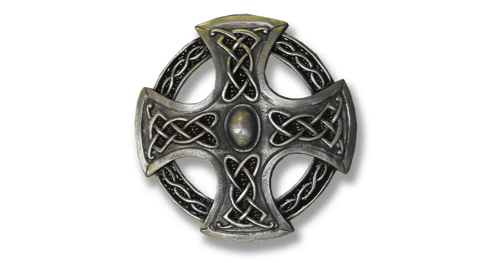 CELTC CROSS ART Buckles