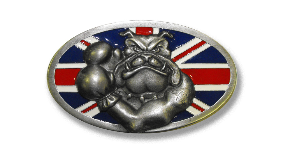 BRITISH BULLDOG Buckles