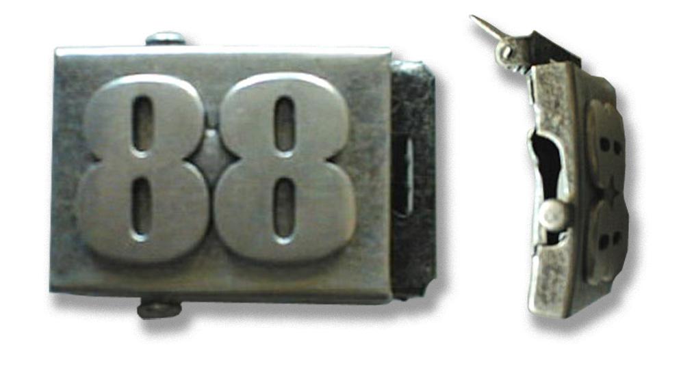 ARGENTO 88 Buckles
