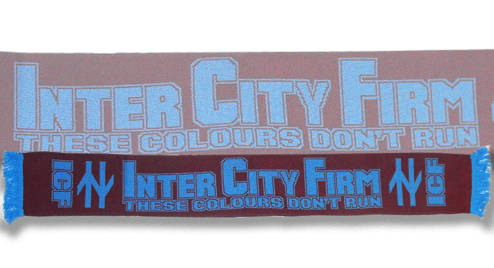 INTER CITY FIRM Scarves