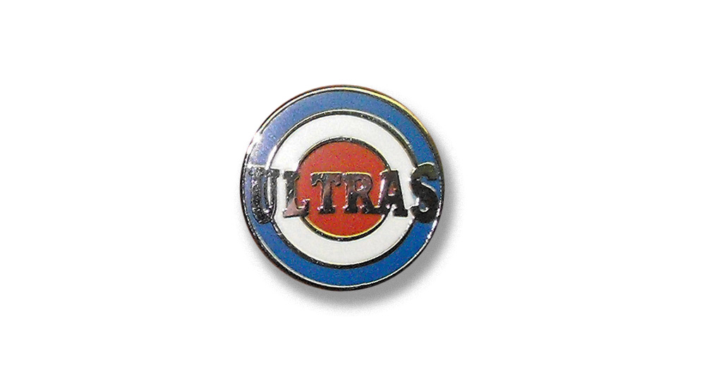 ULTRAS TARGET Pins & Stickers