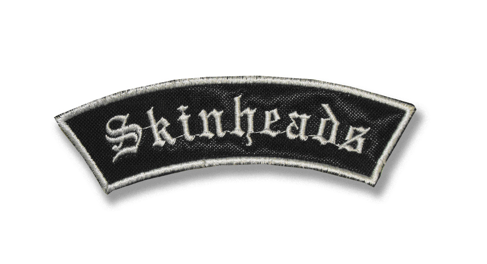 SKINHEADS Patches