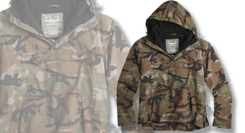 WINDBREAKER WOODLAND Jackets