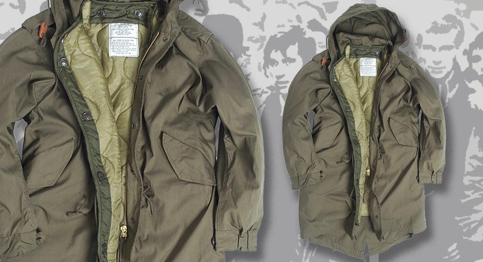 QUADROPHENIA PARKA Jackets