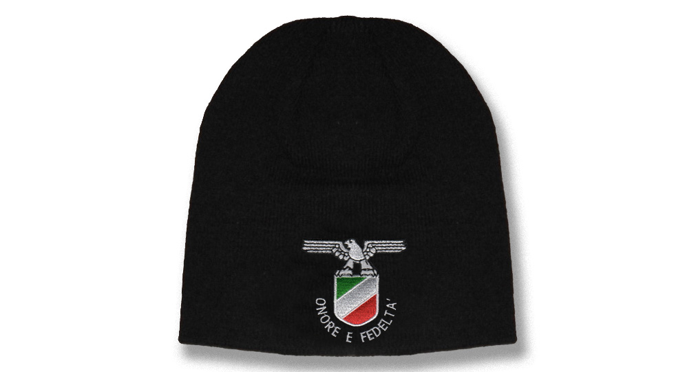 CUFFIA ONORE E FEDELTA' Caps