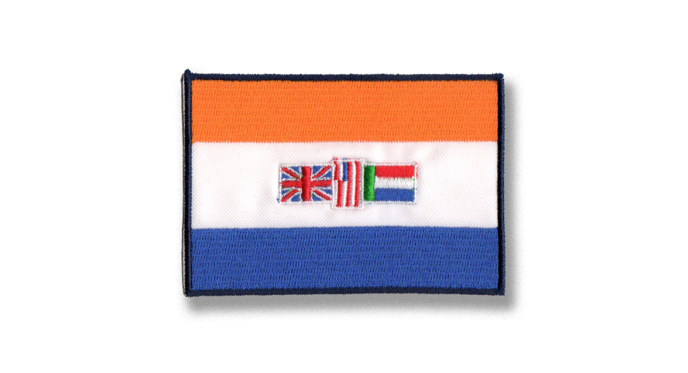 OLD SOUTH AFRICA Patches