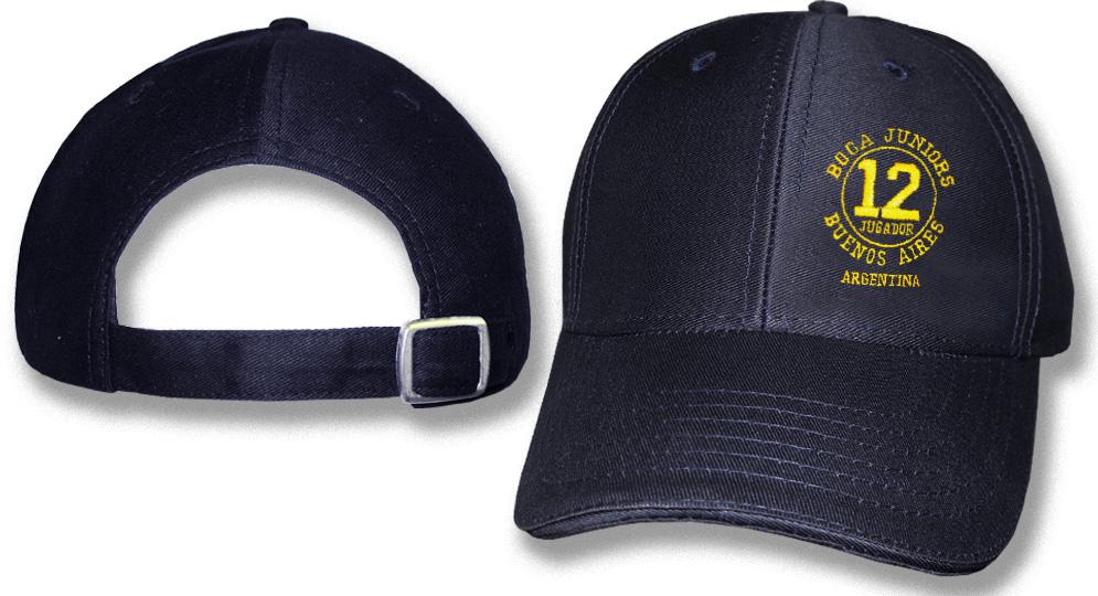 CAP BOCA JUNIORS Caps