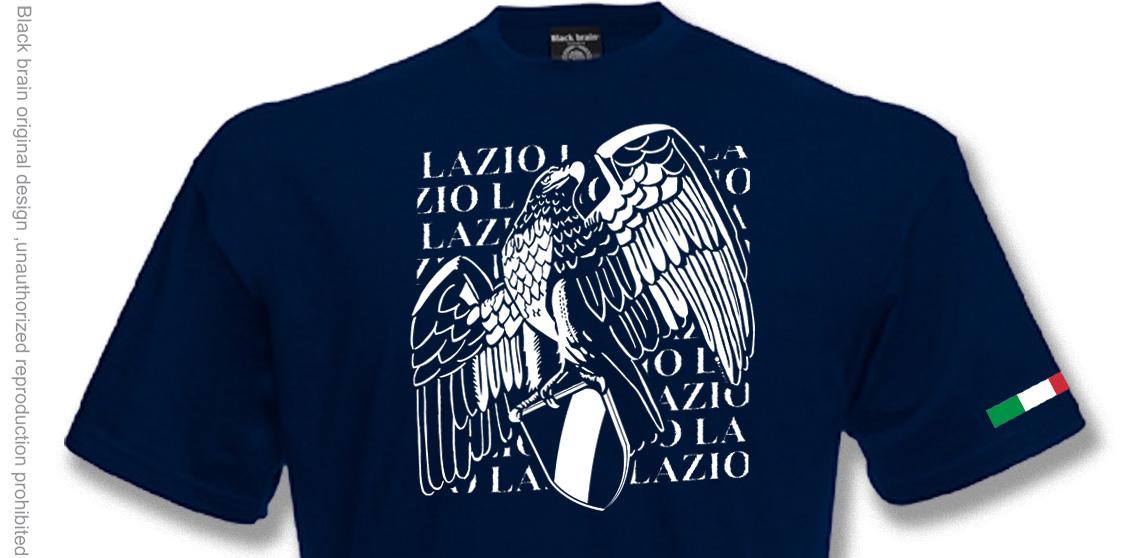 LAZIO AQUILA SCUDO T-shirts