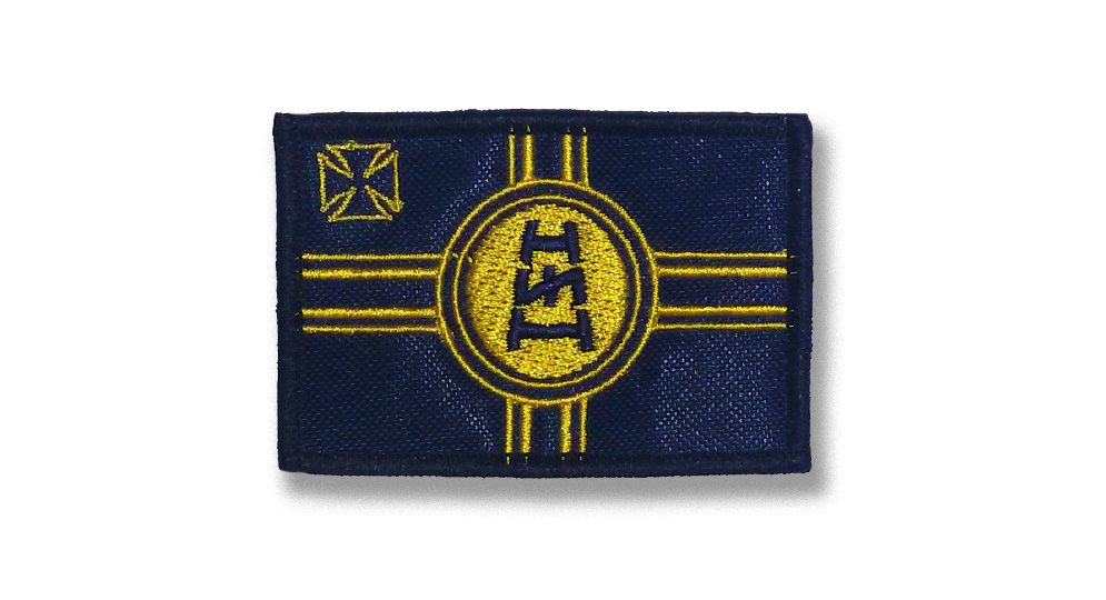 VERONA FLAG Patches