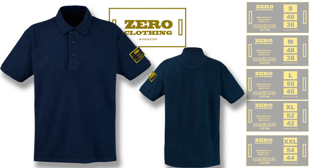 POLO BLUE Zero Clothing