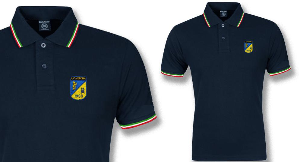 POLO VERONA VINCERE! Polos Pullovers Shirts