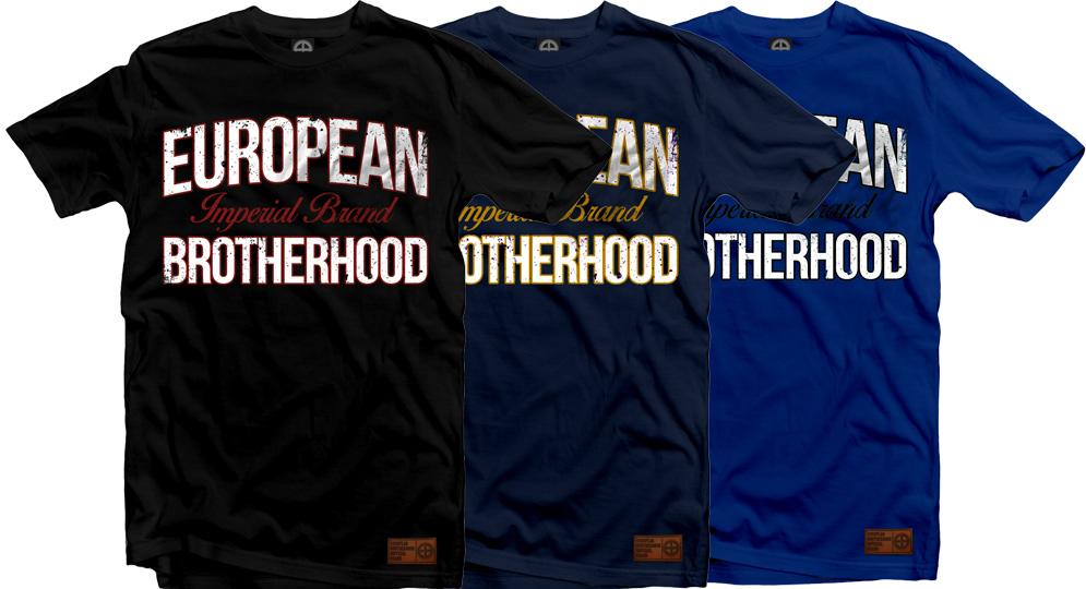 T-SHIRT IMPERIAL BRAND Urban Style