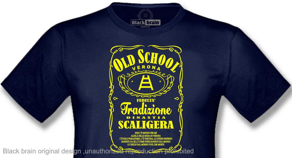 OLD SCHOOL VERONA T-shirts