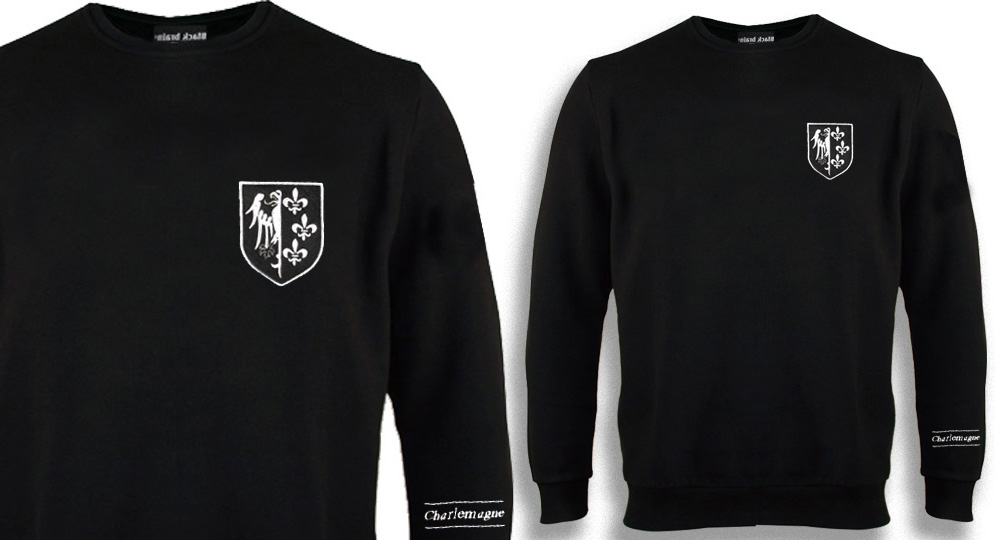 SWEAT CHARLEMAGNE INSIGNA Sweaters & Hoodies