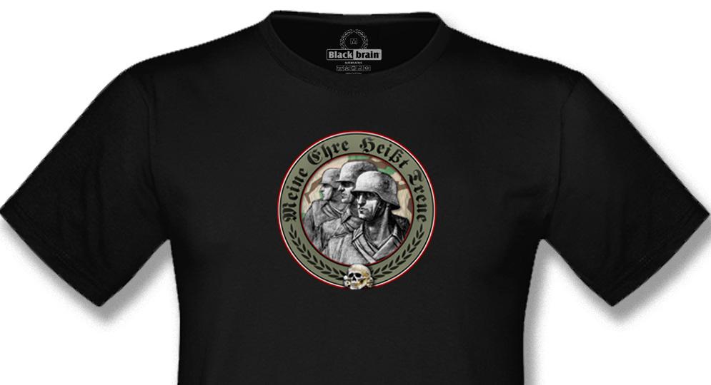 MEINE EHRE HEIBT TREUE T-shirts