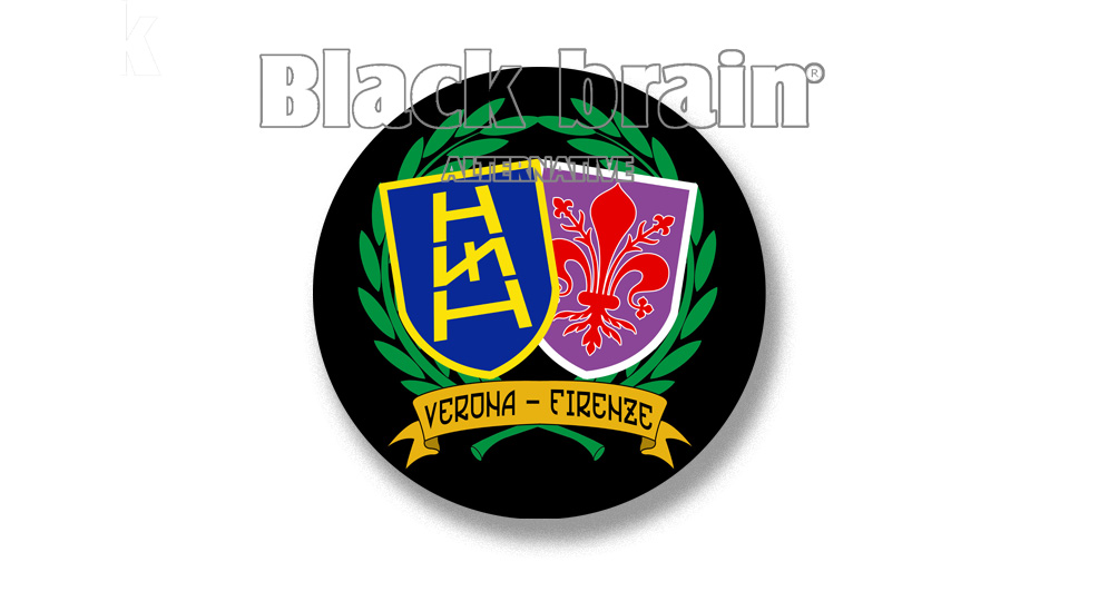 VERONA FIRENZE Pins & Stickers