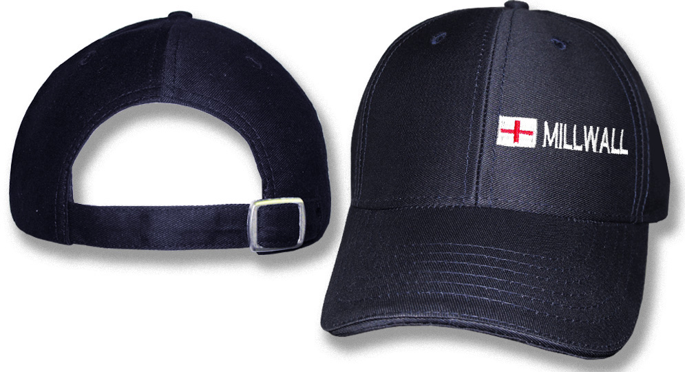 MILLWALL Flag Caps