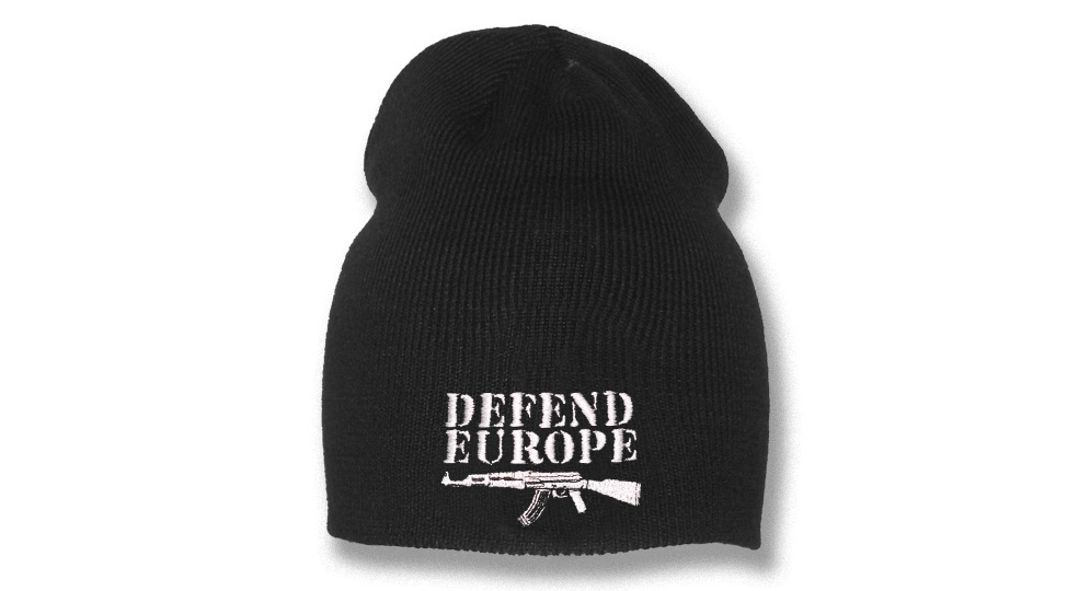 CUFFIA DEFEND EUROPE Caps