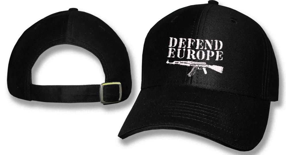 CAP DEFEND EUROPE Caps