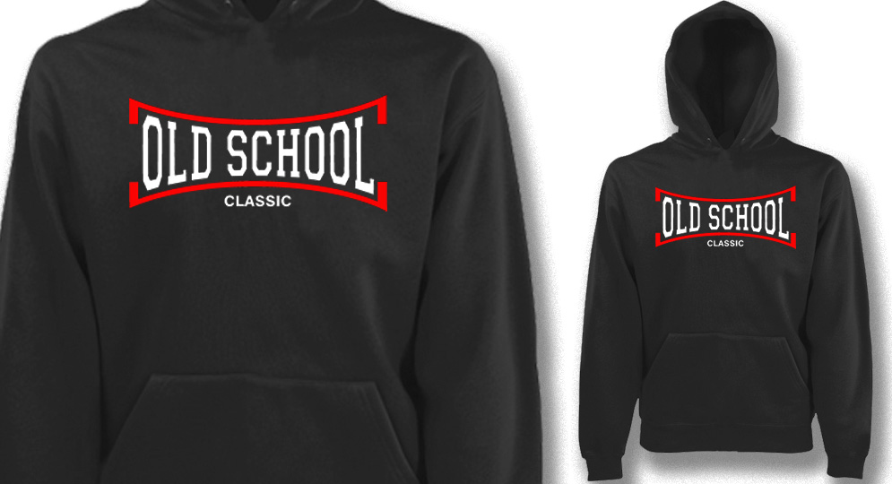 OLD SCHOOL Classic Sweaters & Hoodies