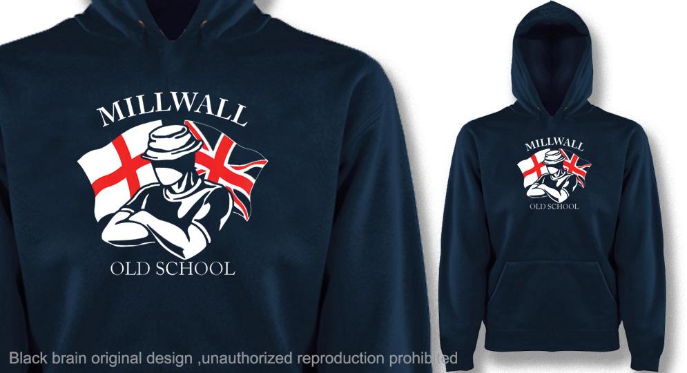 MILLWALL OLD SCHOOL Sweaters & Hoodies