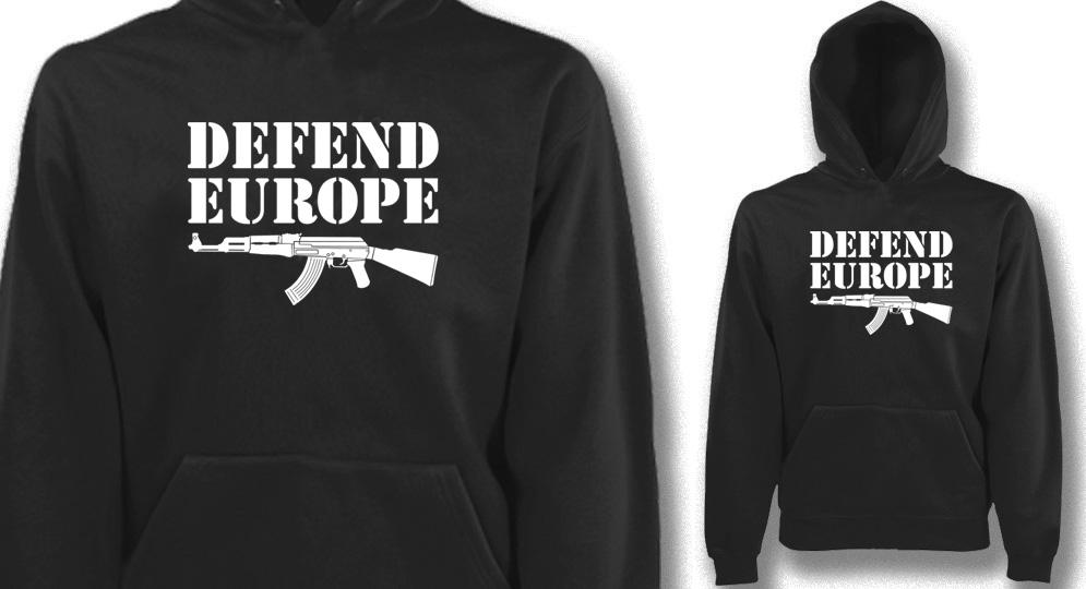 DEFEND EUROPE Sweaters & Hoodies