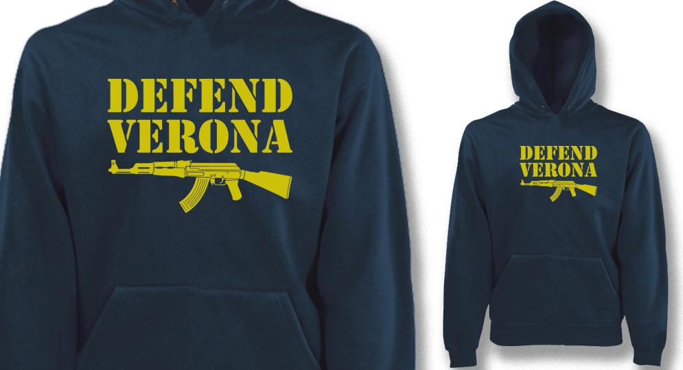 DEFEND VERONA Sweaters & Hoodies