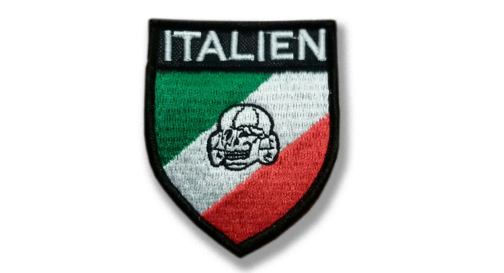 SCUDO ITALIEN TESCHIO Patches