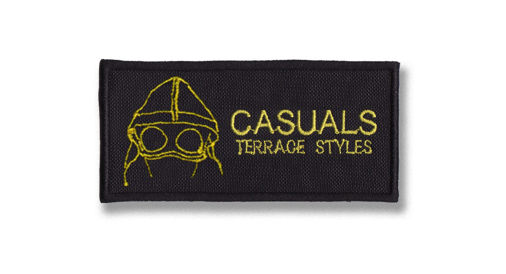 CASUALS GOOGLE Patches
