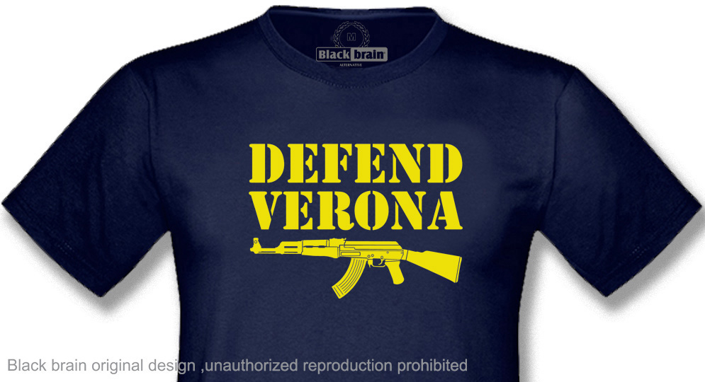 DEFEND VERONA T-shirts