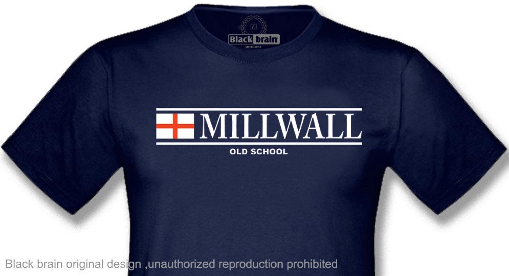 MILLWALL FLAG T-shirts