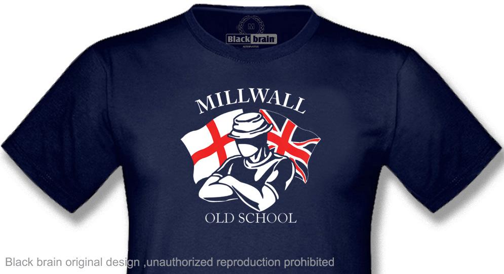 MILLWALL OLD SCHOOL T-shirts