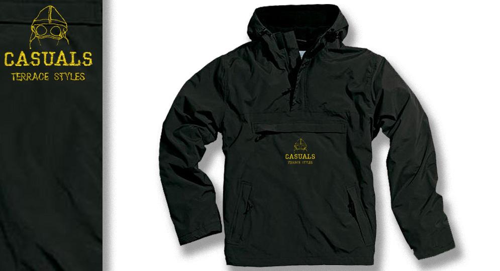 COMBAT ANORAK CASUALS GOOGLE Jackets