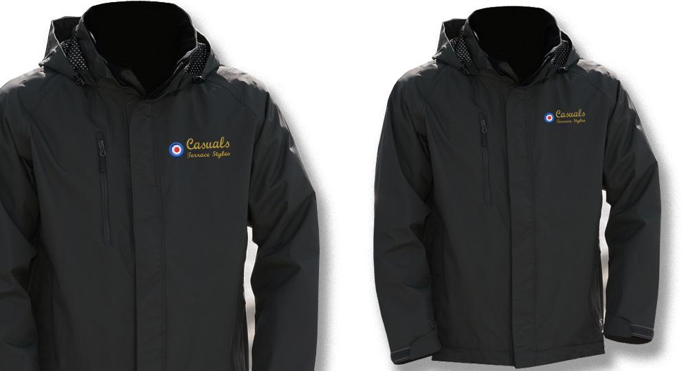 NEW PARKA HYDRAPLUS CASUALS TARGET Jackets