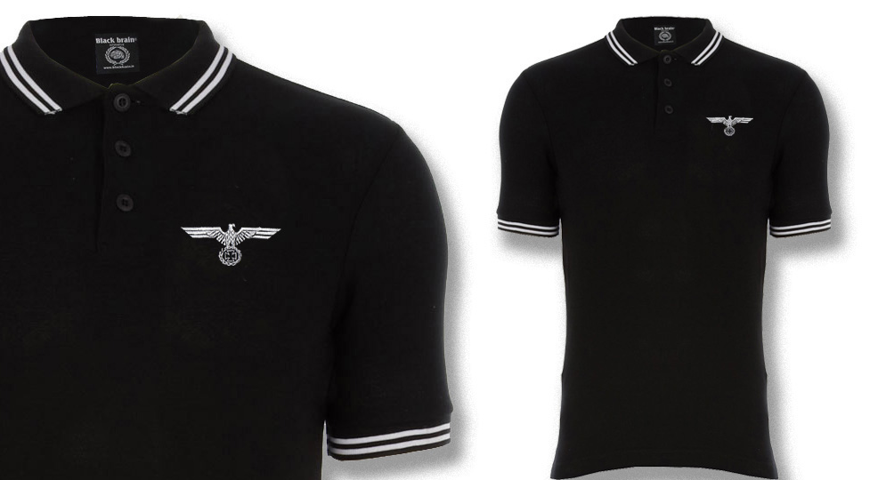 EAGLE IRON CROSS Polos & Pullovers