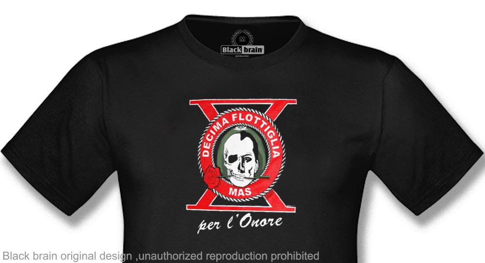 DECIMA MAS - PER L'ONORE T-shirts