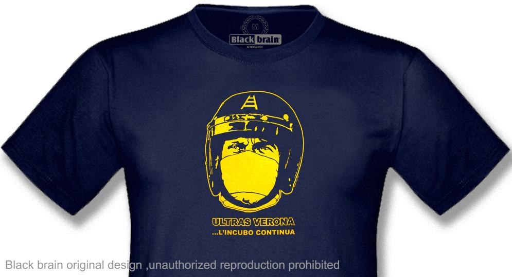 ULTRAS VERONA L'INCUBO CONTINUA T-shirts