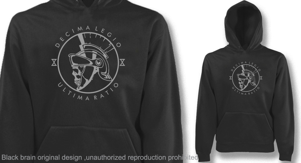 DECIMA LEGIO ULTIMA RATIO Sweats