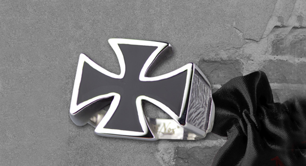RING IRON CROSS Extras