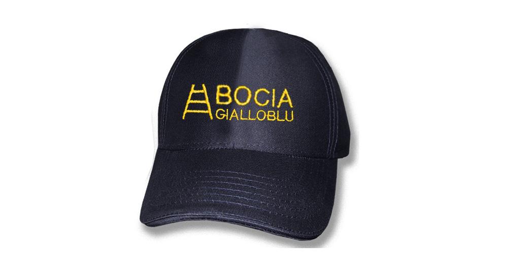 CAP BOCIA GIALLOBLU