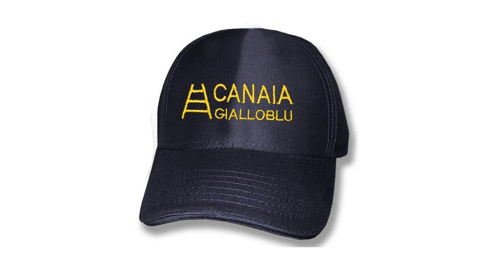 CAP CANAIA GIALLOBLU Ultras Baby