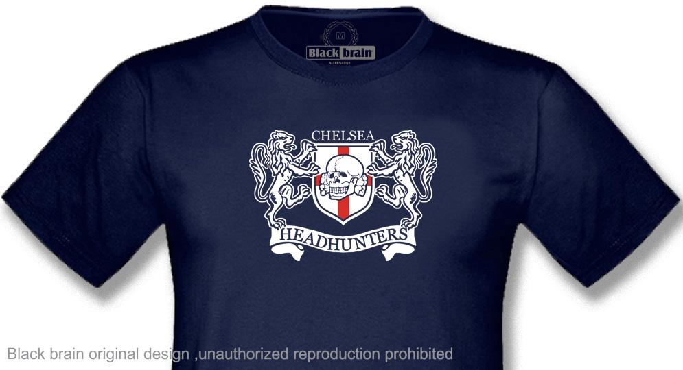 CHELASEA HEAHUNTERS LIONS T-shirts