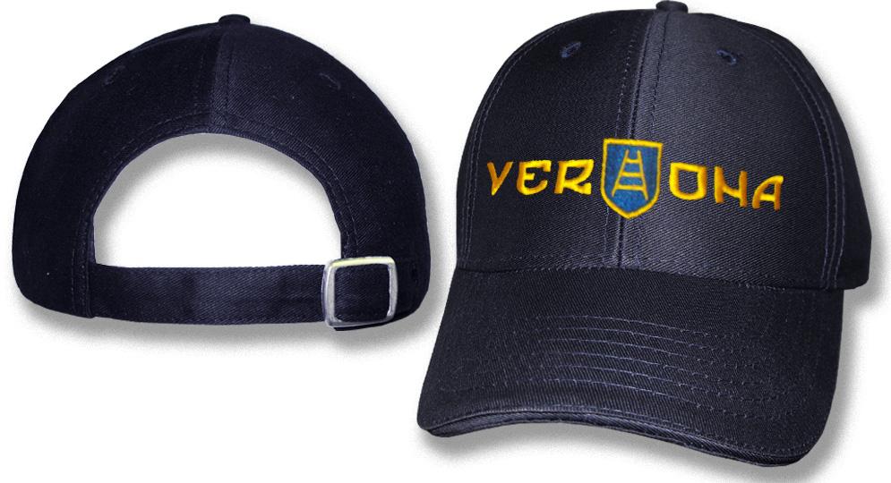 CAP VERONA SCUDO SCALA Caps