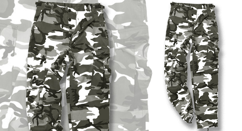 PANTALONE ARMY URBAN Shorts & trousers