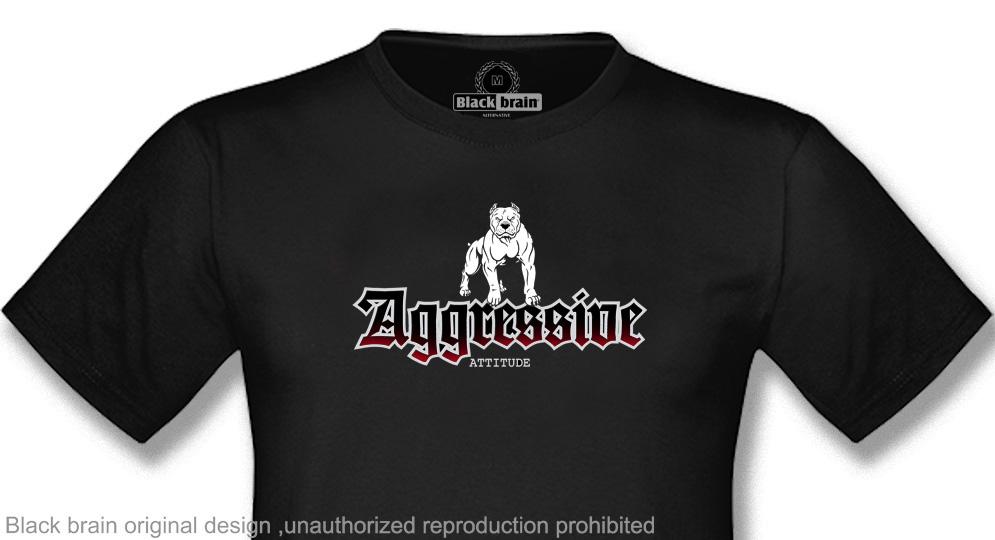 AGGRESSIVE T-shirts